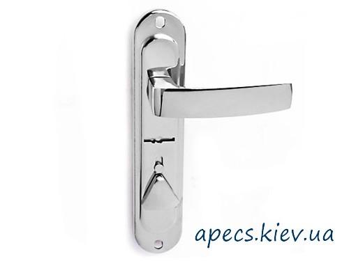 Ручки на планці APECS HP-42.0101-S-C-CR-L
