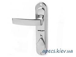 Ручки на планке APECS HP-42.0101-S-C-CR-R