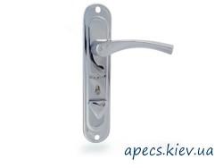 Ручки на планке APECS HP-42.0102-S-C-CR-L