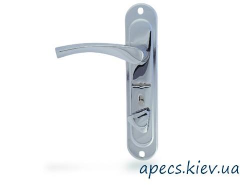 Ручки на планке APECS HP-42.0102-S-C-CR-R