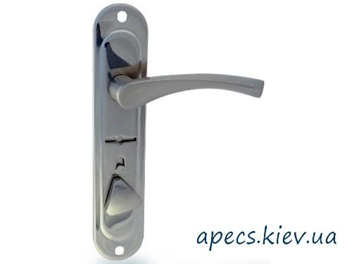 Ручки на планке APECS HP-42.0102-S-C-S-L