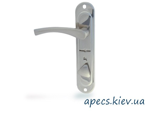 Ручки на планке APECS HP-42.0102-S-C-S-R