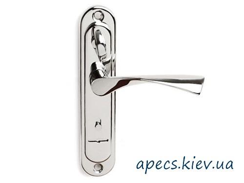 Ручки на планці APECS HP-77.0323-S-C-CR-L