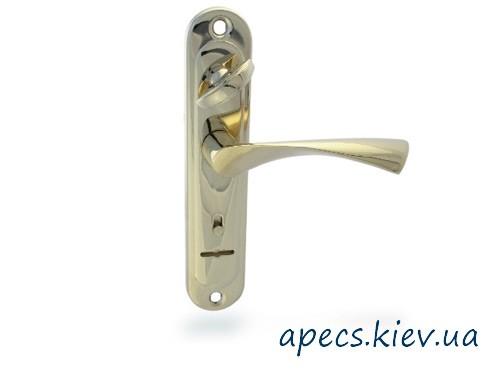 Ручки на планці APECS HP-77.0323-S-C-G-L