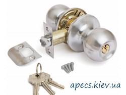 Ручка защелка APECS 6072-01-S