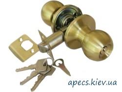 Ручка защіпка APECS 6072-01-GM
