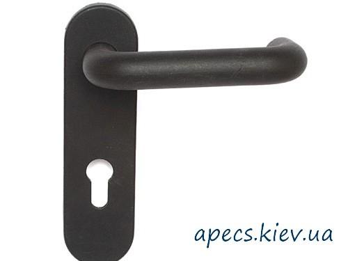Ручки на планці APECS HP-72.1303 BL (до 2000-ZN комплект ручок)