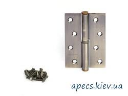 Петли APECS 100*75-B-AB-R