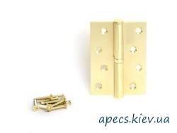 Петлі дверні APECS 100*75-B-GM-L