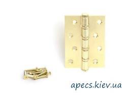 Петлі дверні APECS 100*75-B4-GM