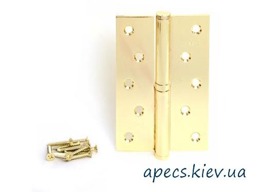 Петли APECS 125*75-B-GM-L