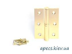 Петлі дверні APECS 75*62-B-G-R