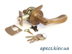 Защелка APECS 891-01-AN