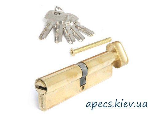 Цилиндр APECS SC(DF)-M110-Z-C-G