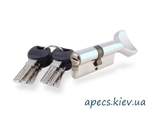 Циліндр APECS 4КС-M90 (50/40) Z-C01-CR