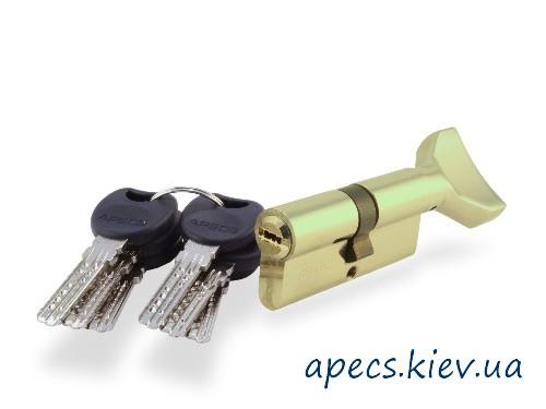 Циліндр APECS 4КС-M90 (50/40) Z-C01-G