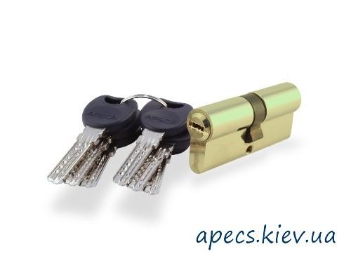 Цилиндр APECS 4КС-M90(50/40)Z-G