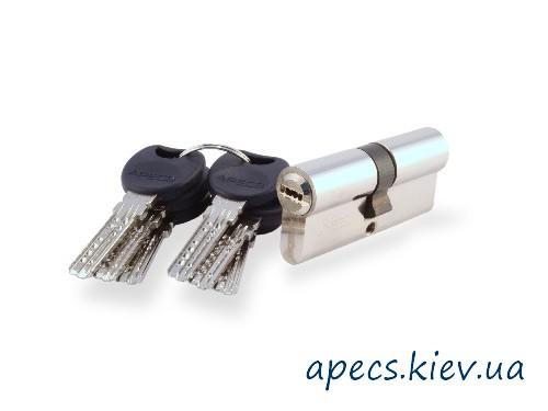 Цилиндр APECS 4КС-M80(45/35)Z-CR