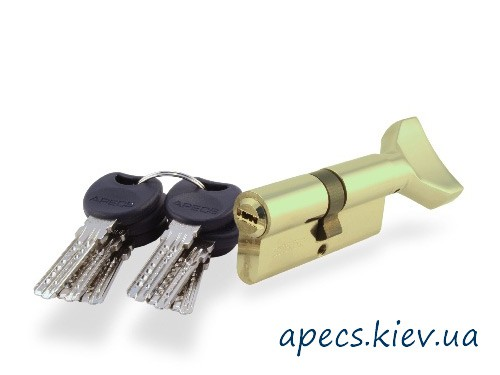 Цилиндр APECS 4КС-M75(40/35)Z-C01-G
