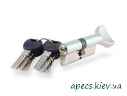 Цилиндр APECS 4КС-M70(30C/40)Z-C01-CR
