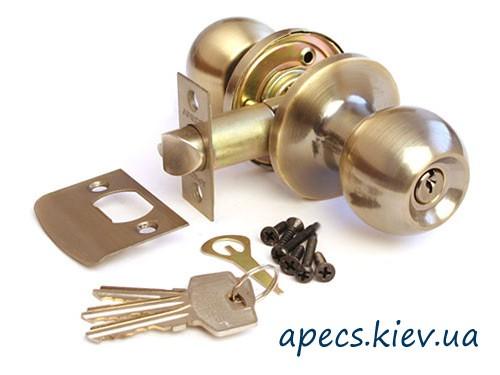 Ручка защелка APECS 6072-01-AN