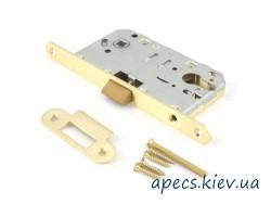 Замок врезной APECS 5300-P-GM (пластиковый язычок)