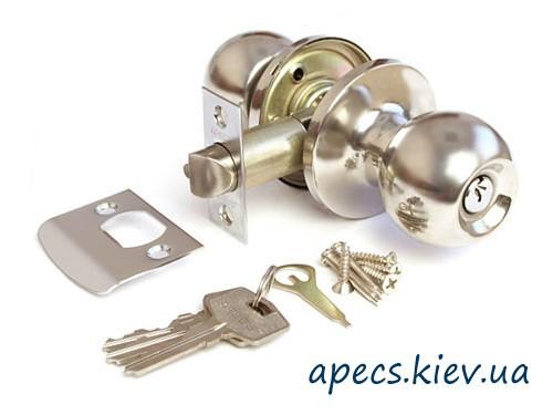 Ручка защелка APECS 6072-01-CR