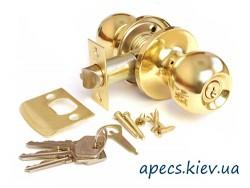 Ручка защелка APECS 6072-01-G