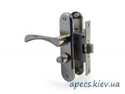 Защелка с ручками APECS 5523-WC-AL-NI