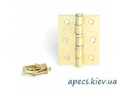 Петлі дверні APECS 75*62-B2-GM
