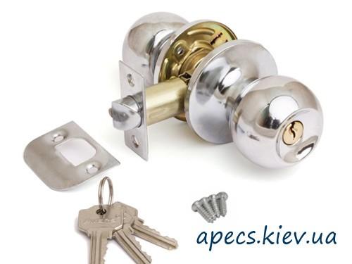 Ручка защіпка Avers 6072-01-CR