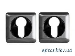 Накладка цилиндровая APECS DP-C-05-SQUARE-CRM