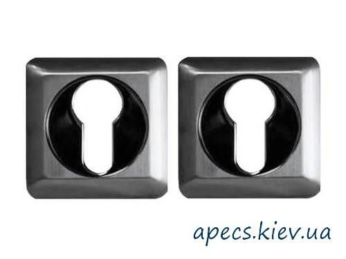 Накладка цилиндровая APECS DP-C-05-SQUARE-S