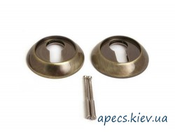 Накладка цилиндровая APECS DP-C-08-AB