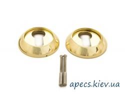 Накладка циліндрична APECS DP-C-08-G