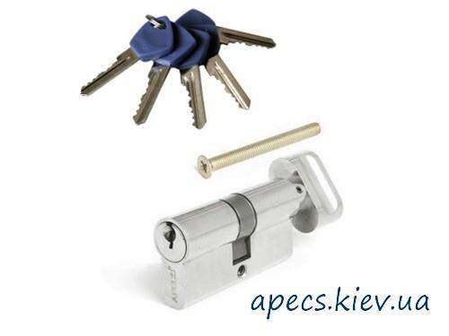 Цилиндр APECS EC-60-C-NI (CIS)