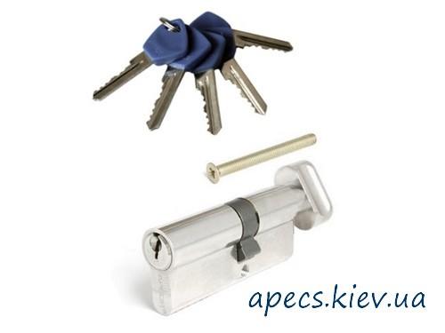 Цилиндр APECS EC-70(40/30C)-C-NI (CIS)