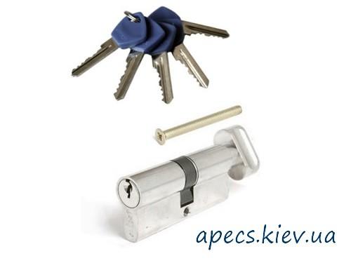 Цилиндр APECS EC-70-C-NI (CIS)
