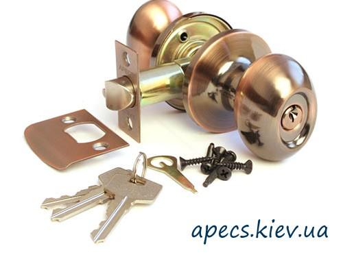 Ручка защелка APECS 6093-01-AC