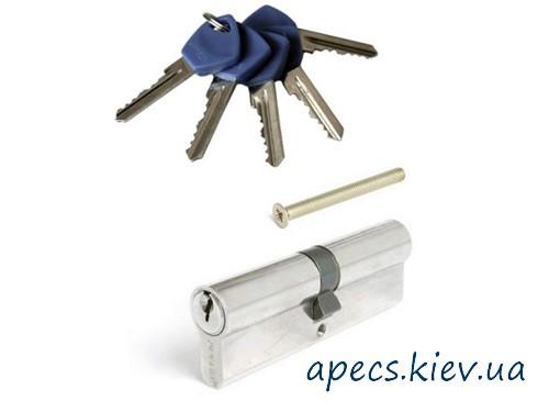 Цилиндр APECS EC-110-NI (CIS)
