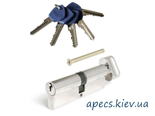 Циліндр APECS EC-110-C-NI (CIS)