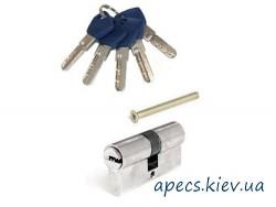 Цилиндр APECS EM-60-NI (CIS)