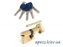 Цилиндр APECS EM-60-C-G (CIS)