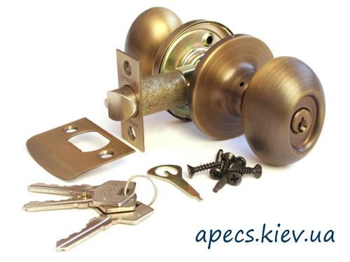Ручка защіпка APECS 6093-01-AN
