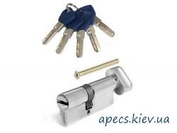 Цилиндр APECS EM-70(30/40C)-C-NI (CIS)