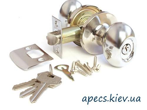Ручка защіпка APECS 6093-01-CR