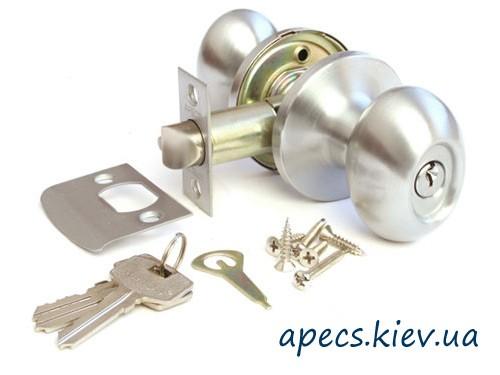Ручка защелка APECS 6093-01-CRM