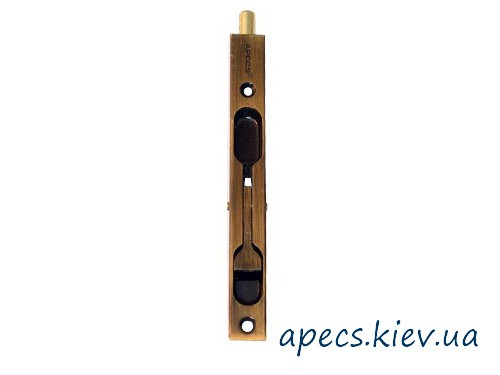Шпингалет торцевой APECS FB-01-140-AB