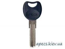 Заготовка ключа APECS K-D1 (SHORT)