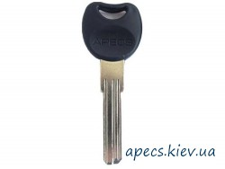 Заготовка ключа APECS K-D2 (LONG)